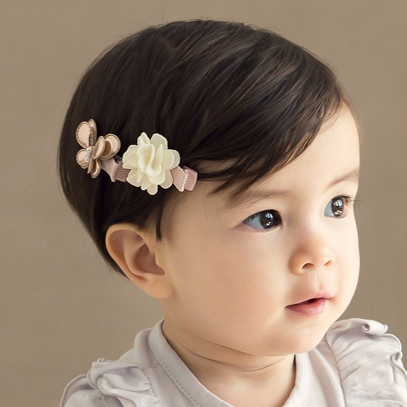 Happy Prince Nuevo Little Butterfly Baby Girl Hairpin 2 Pieces Group Made in Korea