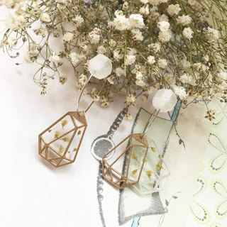 Greenhouse Hoop Earrings