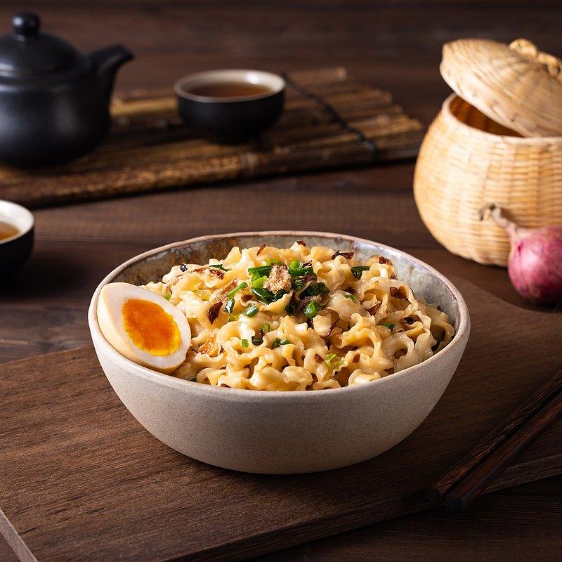 大甲乾麵【香港限定包裝】油蔥拌麵
