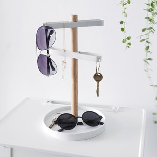 LIGFE Accessories and Sunglasses Hanging Organizer Stand