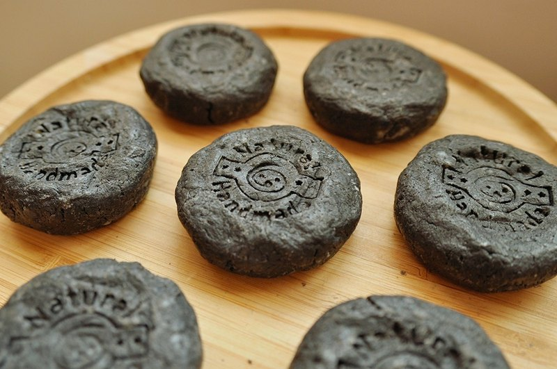 Rosemary Binco Charcoal Soap