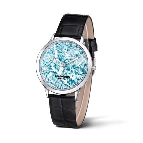 Time Matrix GALAXIAS WATCH-Warm Blue