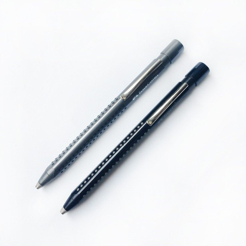 Faber-Castell GRIP Faber Navigator Series Automatic Ball Pen | German Ball Pen