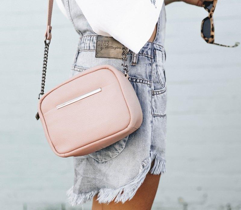CULT BAG 鍊條包_Pink /粉色