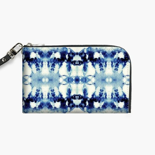 Snupped Isotope - Phone Pouch - Tie-Dye Blues