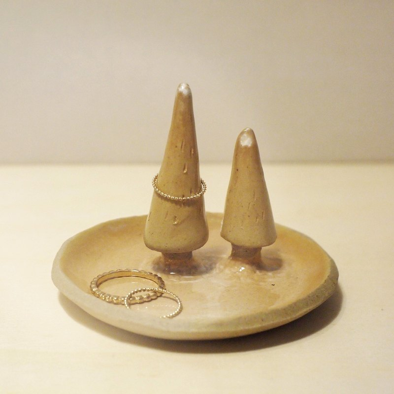 Ring forest Dish | Ring Holder / Accessories Organizer