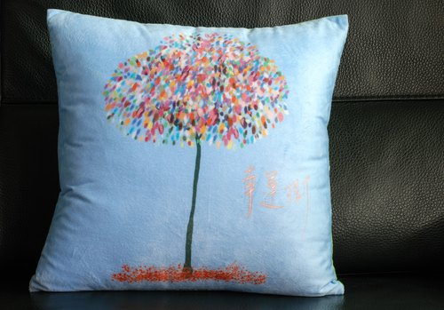 [Pillow] Lucky Tree (customized)