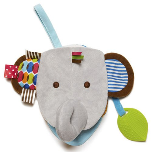 US Skip Hop Scarves small series - elephant doll book
