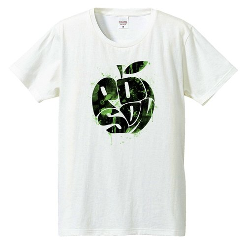 [T-shirt] poisoned apple