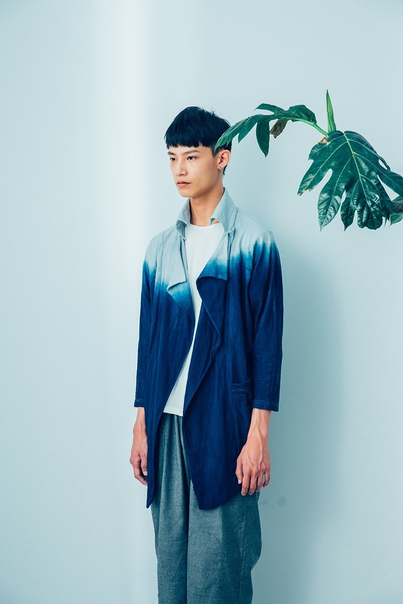 Light - Shaped Collar - type Cotton Jacket