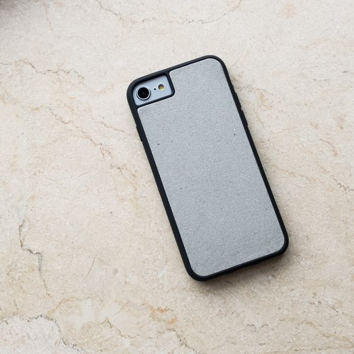 Original cement Phone case (iPhone model)  and hard shell back case