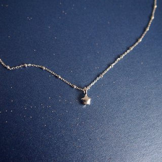 Little Star | Sterling Silver Necklace