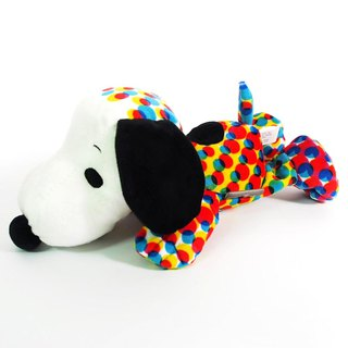 Snoopy Painted Fluffy [Hallmark-Peanuts Snoopy Plush]