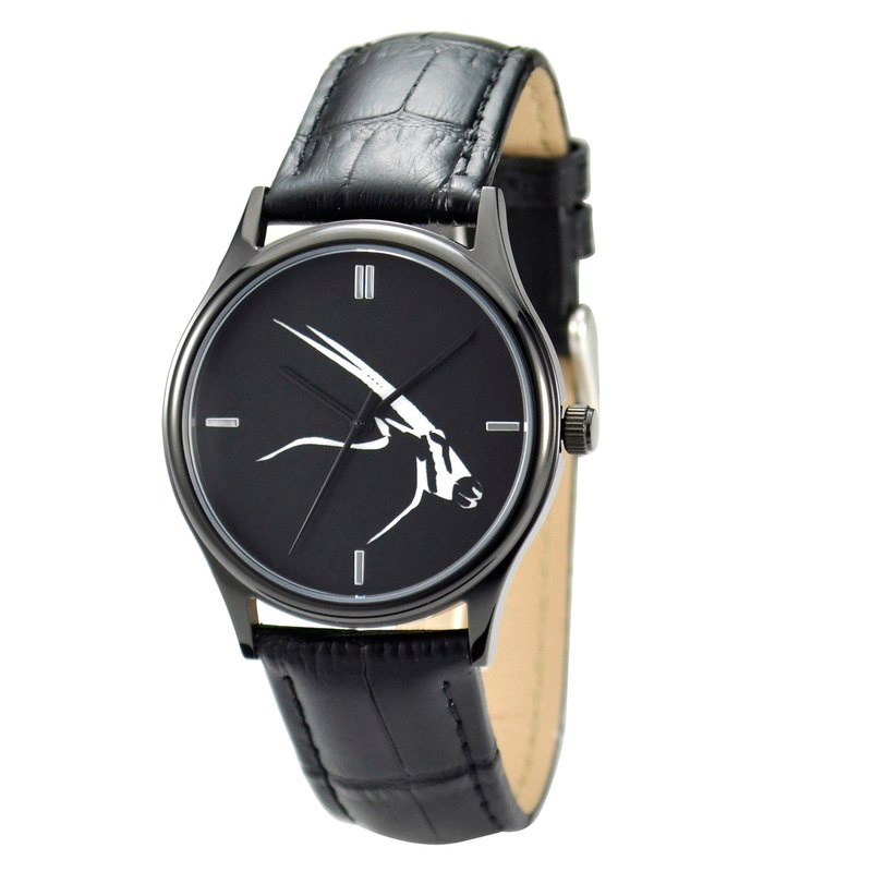 Oryx Graphic Watch All Black - Unisex - Free Shipping Worldwide