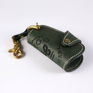 HEYOU handmade - Leather Key Holder Leather Key Holder - Green