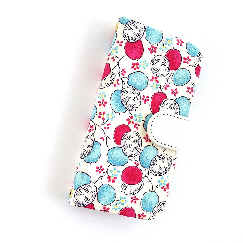 Liberty iphone 6 6s 7 8 case soap berries