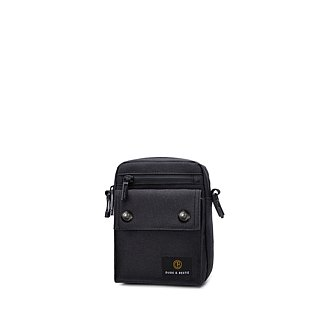 [THE DUDE] Image Lightweight Bag Waist Bag Crossbody - Black