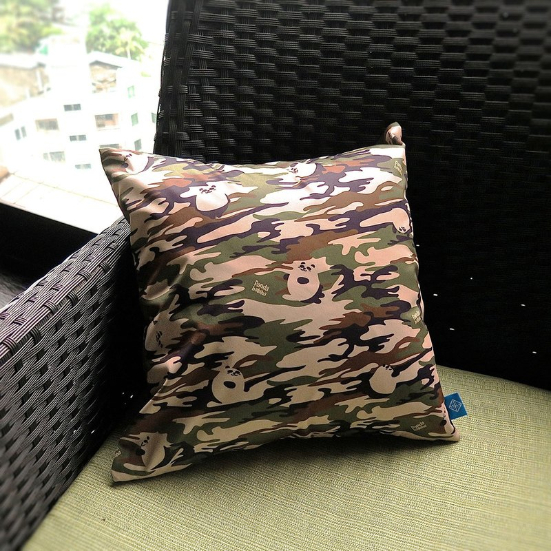 Panda Camouflage Mini Pandahaluha Cushion / pillow / cushion / pillow*Get wick*the CSM-the PH-01