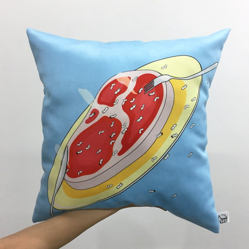 my dear pillow -Meat