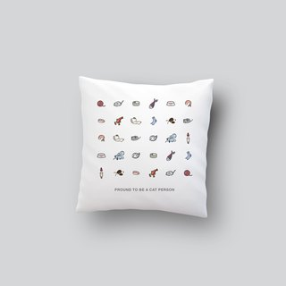 [Customer] There is a cat slave pillow pillow / pillow / afternoon pillow