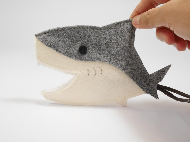 Cute Animal Key Pack - Shark
