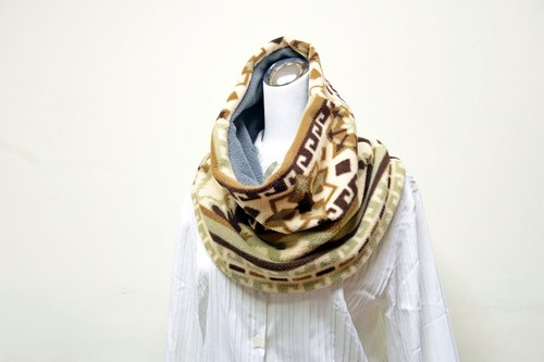 Multi-modeling warm collar short scarf necklace double-sided men and women are applicable*SK*