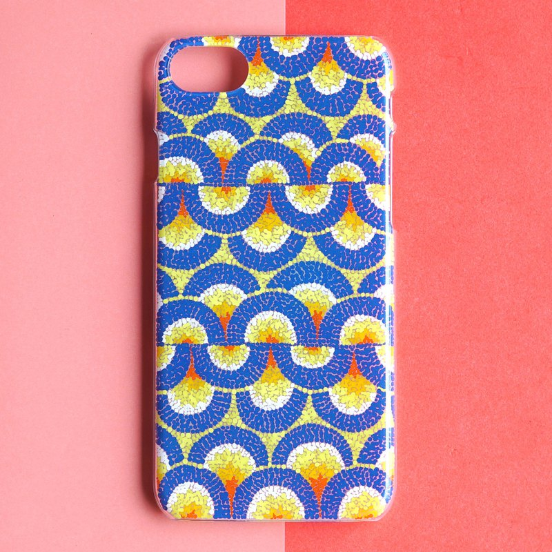 Hand painted case | Turkish tiles
