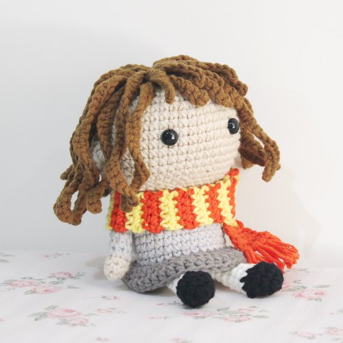 Liport's tribute series of wonderful hand-crocheted