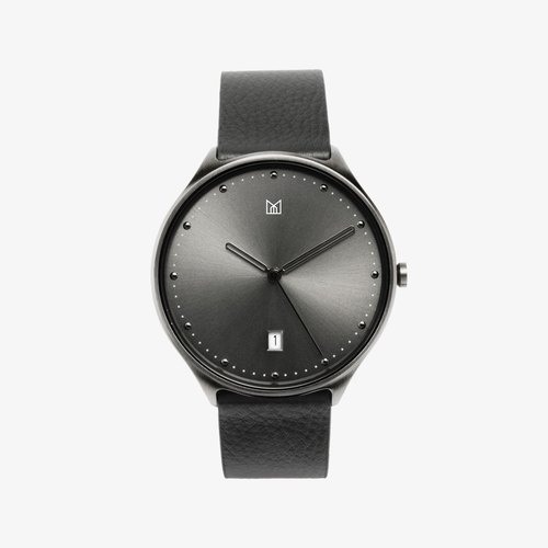 NEUT watch | Midnight Black