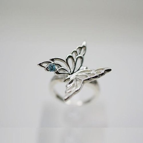 WATER BUTTERFLY ring