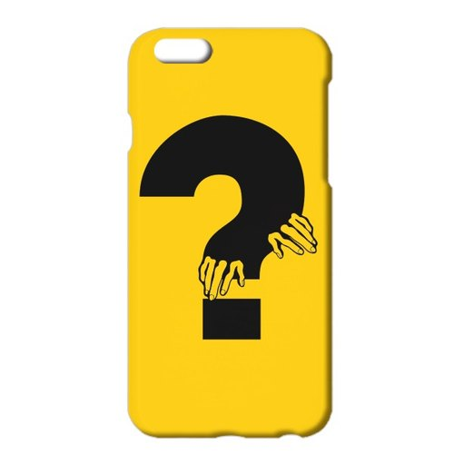 [IPhone Cases] Mystery / yellow