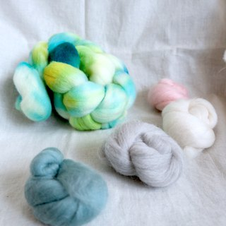 Goody Bag - spining fiber kit