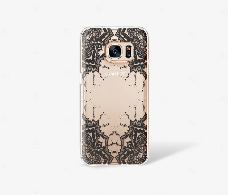 Lace iPhone 7 Case Clear iPhone 8 Case Clear iPhone 7 Plus Case Clear iPhone 6S