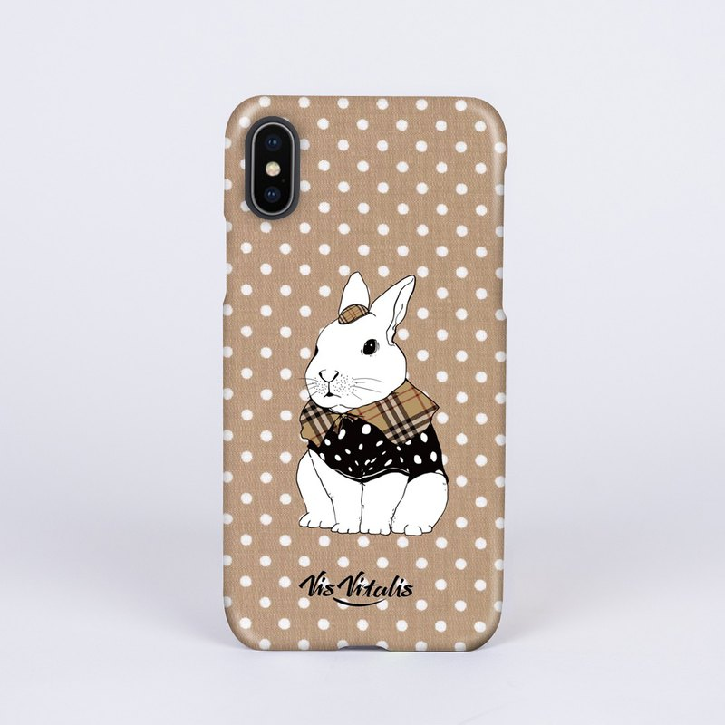 BUBU little rabbit phone shell hard shell / iPhone / Samsung / htc / SONY / Asus / OPPO