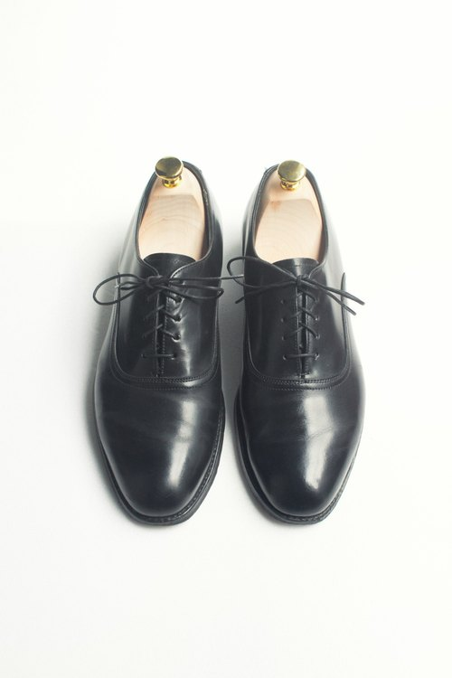 70s American face of melanin oxford shoes | Bostonian Round Toe Oxford US 9D EUR 4142
