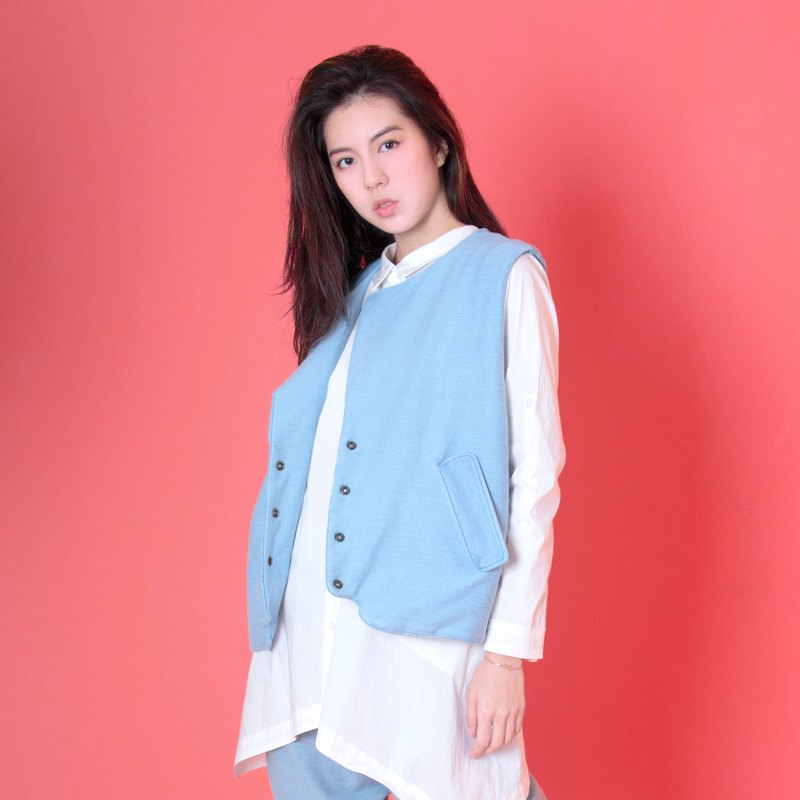 Denim jacket light blue