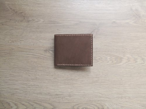 Simple x x real leather wallet color combinations