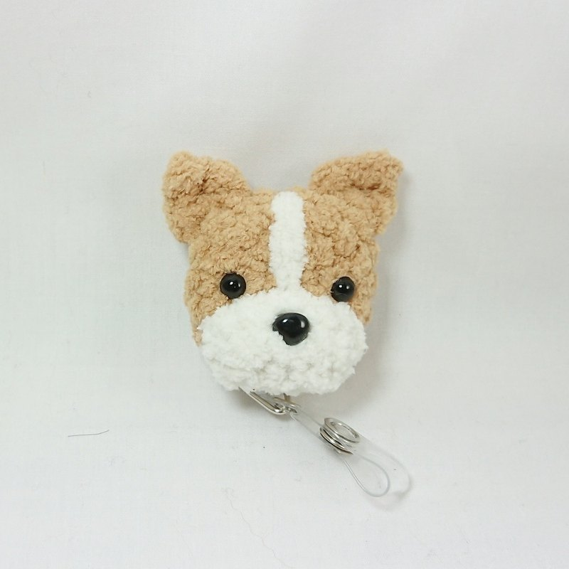 Coki dog - telescopic ticket holder - ID holder