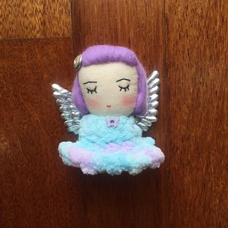 Handmade brooch- Little Angel