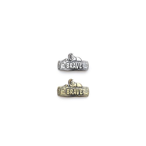 Filter017 ETERNAL BRAVE METAL ACCESSORIES / courage is immortal Beetle metal parts