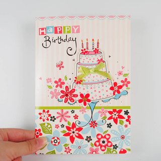Send a big cake blessing [FS manual card]