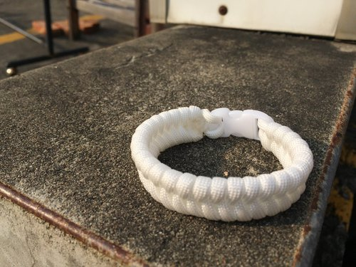 Circular Workshop / Custom Parachute Rope Bracelet / Dream Princess Series 02
