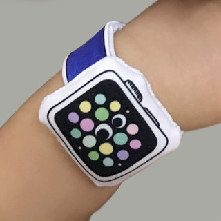 My First Watch Fabric Baby Watch (A01A03)