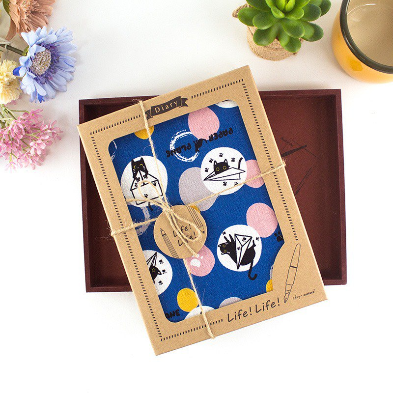 [Package plus purchase] B6/32K kraft paper box