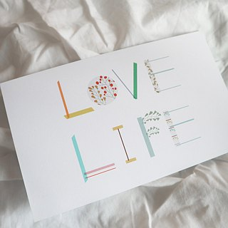 Love Life / Post Card