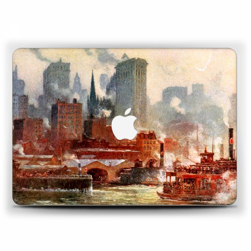 Macbook case Macbook Pro 13 touch Case American art MacBook Air 13 Case Cooper Macbook 11 Pro 15 New York Macbook 12 Pro 13 Retina Farry Case Hard 1811