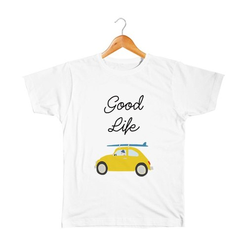 Good Life Kids T-shirt