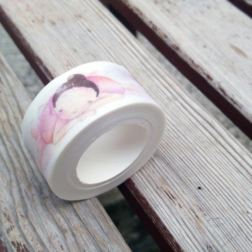 {139}Ballet stretch,Masking tape