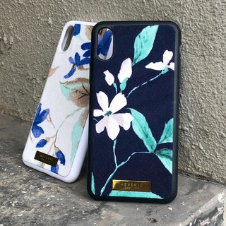 Fabric Fabric Fabric Floral Phone Case - lily