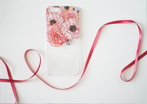 iPhone CASE | Spring Pink